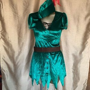 Peter Pan - Disney's Neverland Halloween Costume